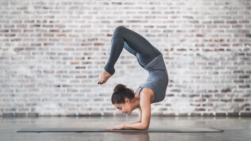 Сложные позы йоги