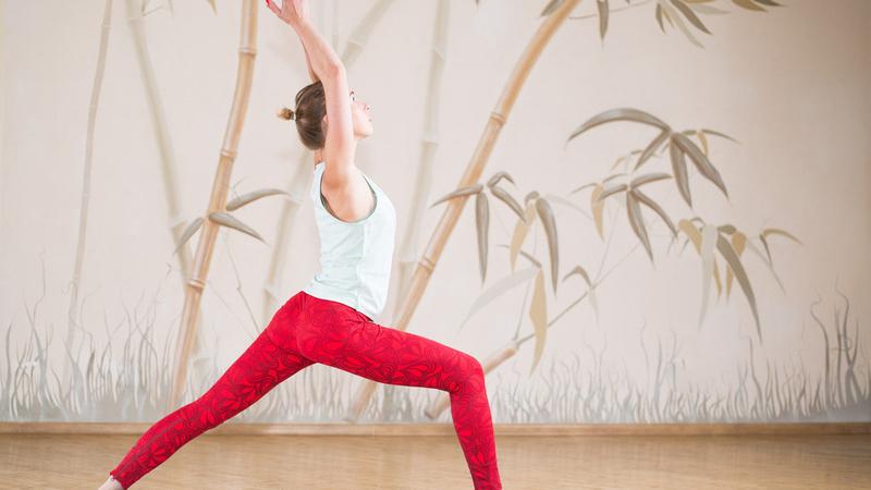 Комплекс йоги для начинающих на 30 минут