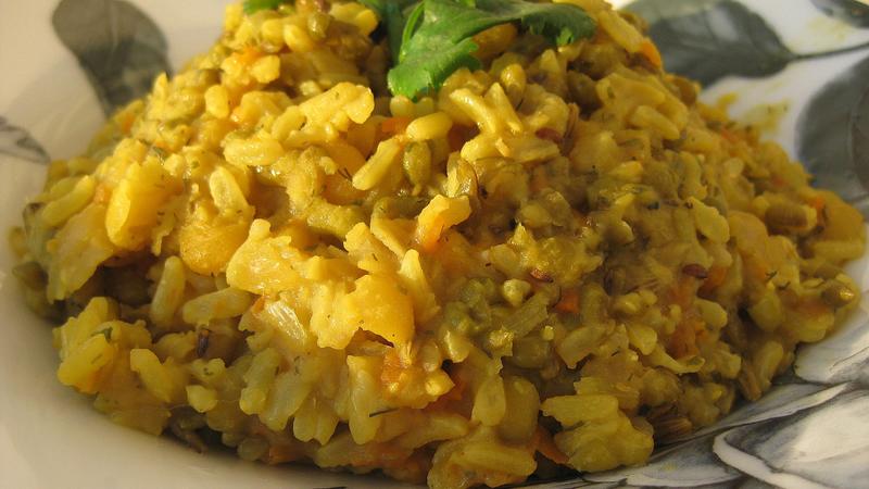 Главное блюдо Аюрведы: рецепт кичари