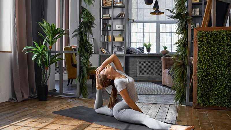 Йога в домашних условиях: с чего начать