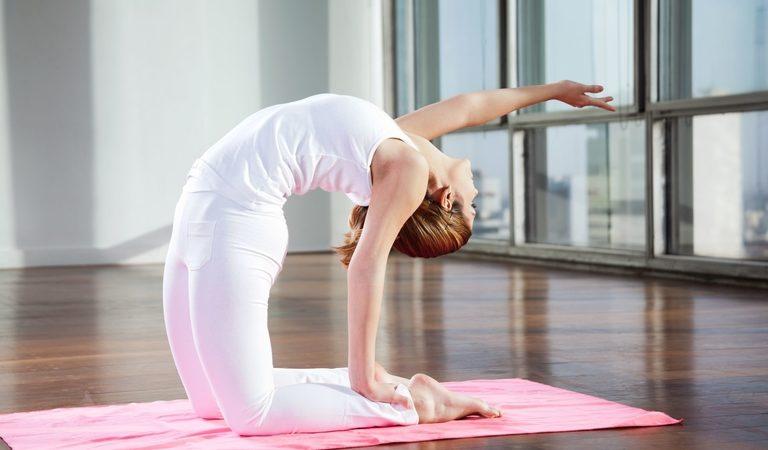 Уштрасана — комплекс йоги на раскрытие грудной клетки