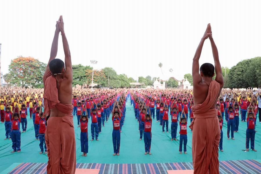 Многообразие йоги