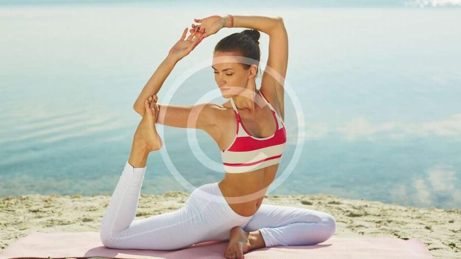 Особенность силовой йоги