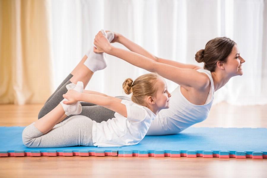 Совместная йога