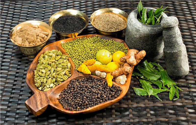 Специи индийской кухни