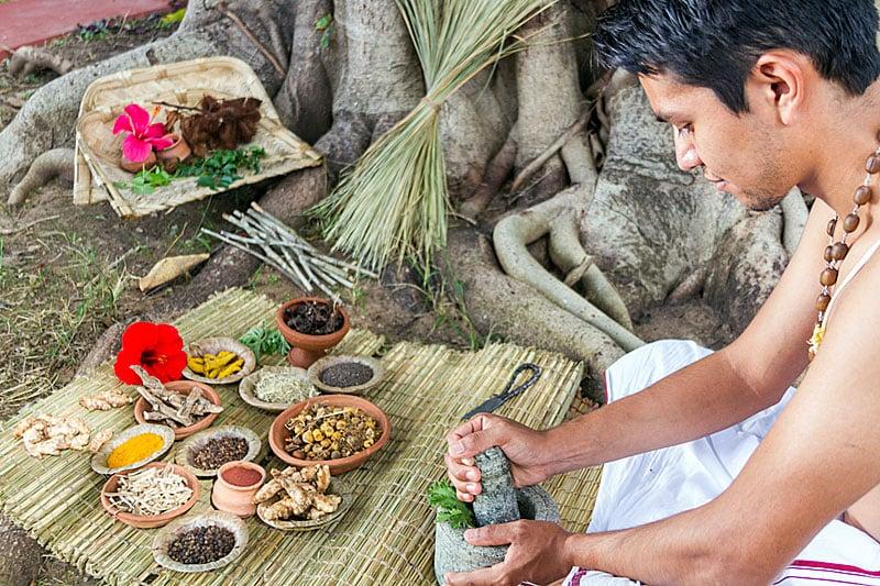 Специи, используемые для приготовления кичари