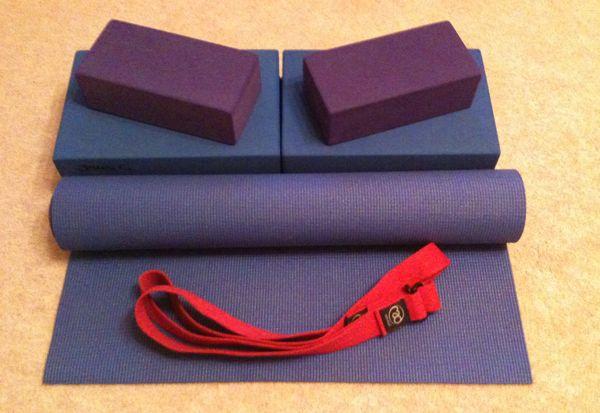 Вспомогательное оборудование для йоги