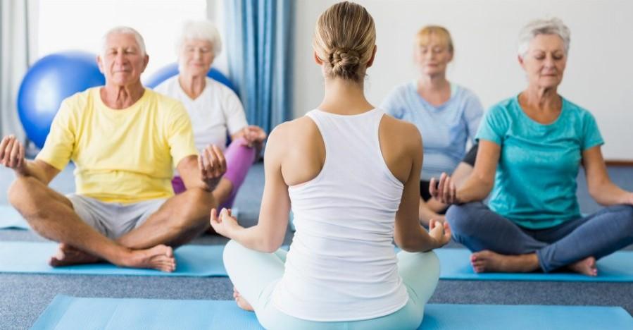 Выбор инструктора по йоге